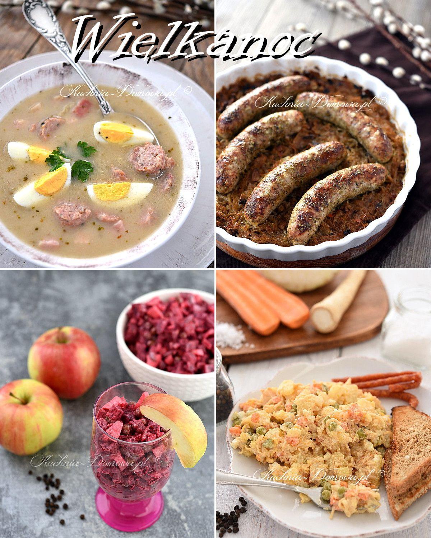Przepisy Wielkanoc Recipes Food And Drink Food