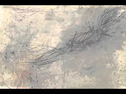 """Carlos Galán: """"Música Matérica XXVII"""" op. 72 (2008) performed by Grupo Cosmos 21. Image is by Cy Twombly."""
