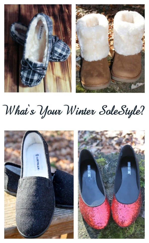6c8ce7ef8d5 What s your winter sole style  Show it off with spectacular finds from  Payless! From