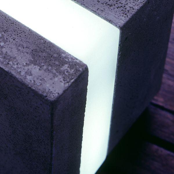 Cement Cube Lights