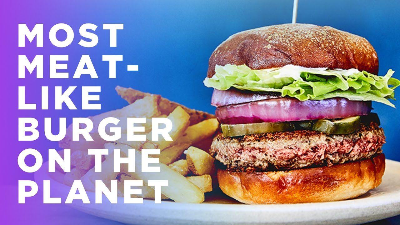 Meet The New Vegan Impossible Burger Impossible Burger Vegan Burgers Burger