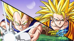Dragon Ball Kai Eyecatch By Dbcproject With Images Anime