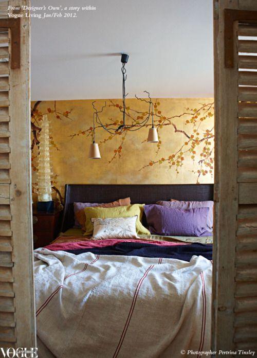 pittura camera da letto | home decorations projects | pinterest ... - Pitture Camera Da Letto