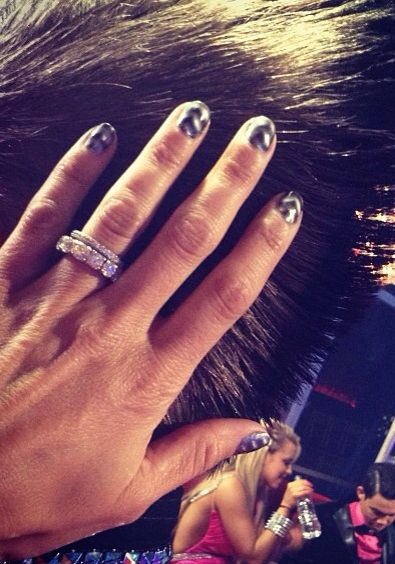 Brooke Burke Charvet S Rings Love This For My Wedding Band