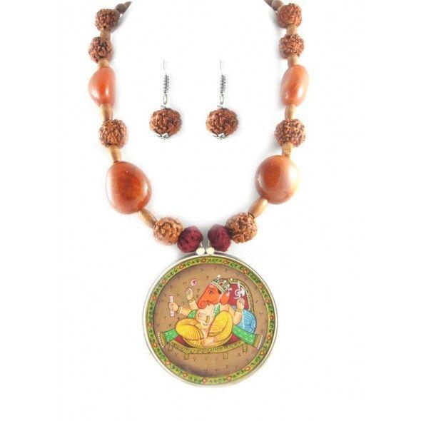Buy Kundan Choker Necklace Priya Nacc10438c: Hand Crafted :Online Jewelry Shopping