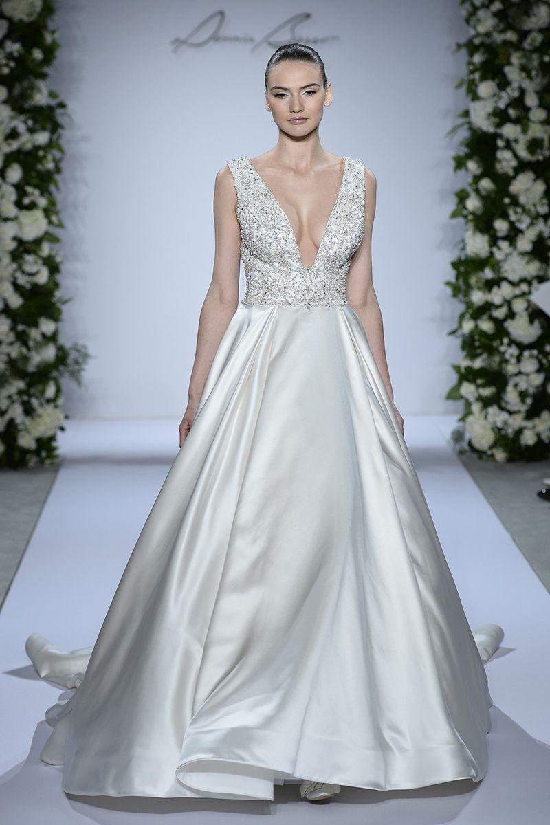 Fall 2015 Wedding Dresses - Best Wedding Gowns At Bridal Fashion Week - Elle#slide-1#slide-1