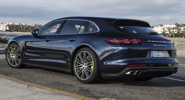 أقوى بورش باناميرا إلى اليوم توربو أس إي هايبريد سبورت توريزمو 2019 بالتفصيل موقع ويلز Porsche Panamera Porsche Panamera Turbo Panamera Turbo S