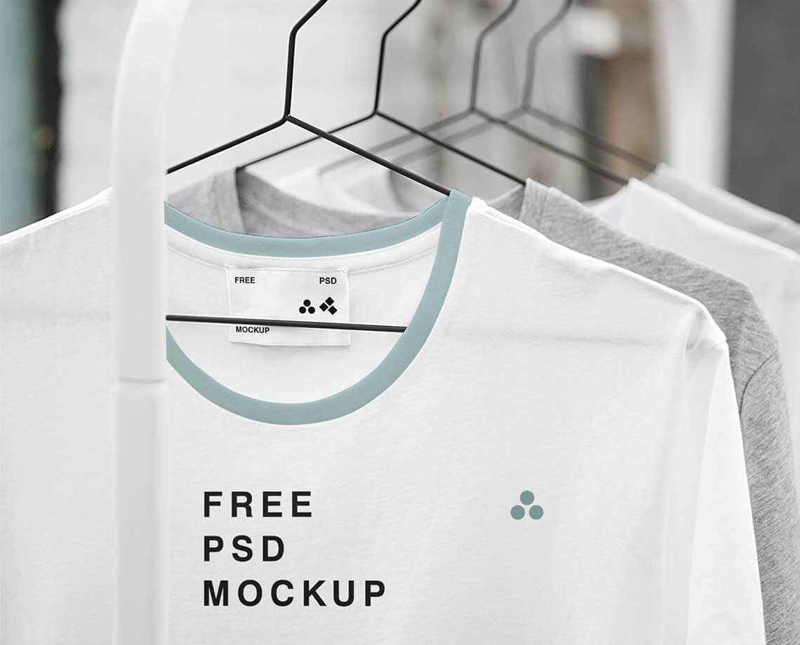 Download 38 Best T Shirt Mockup Templates For 2020 The Designest Mockup Free Psd Tshirt Mockup Shirt Mockup