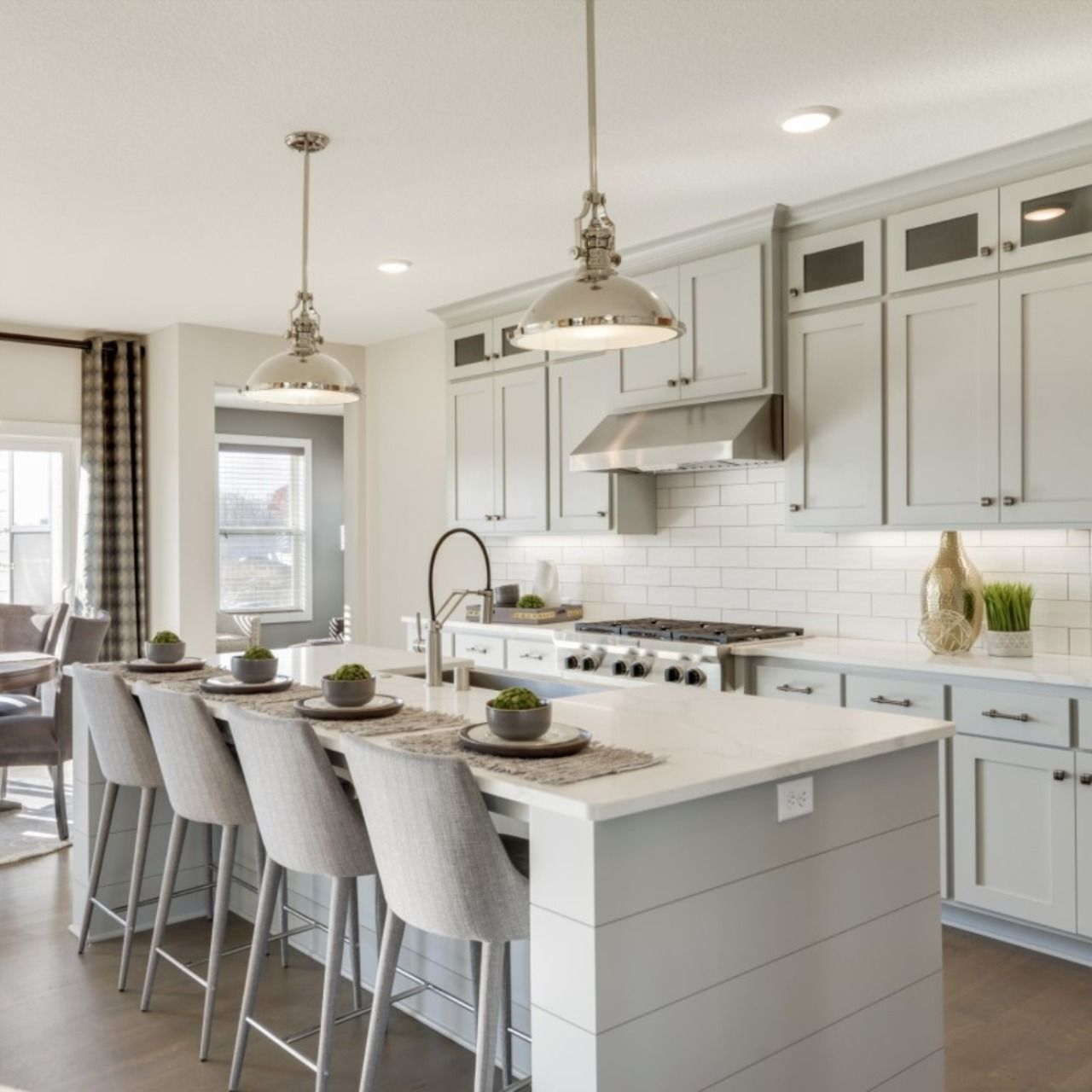 Hanson Builders Hillcrest Kitchen In 2020 Kitchen Interior Small Kitchen Cabinets Kitchen Design Small
