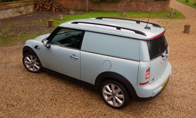 Mini Clubvan - big fun for small packages
