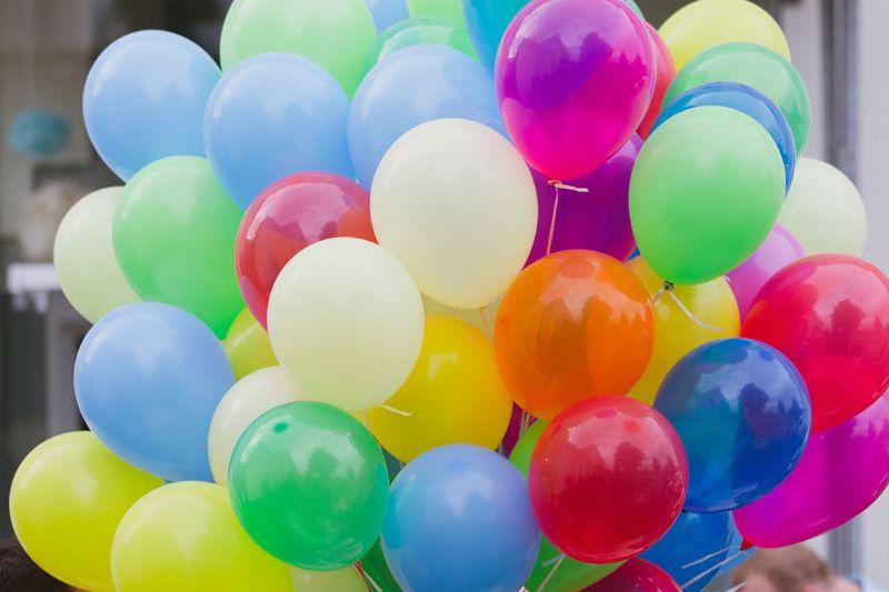 Luftballons Bei Der Hochzeit Nicht Steigen Lassen Luftballons Hochzeit Sommerfrische