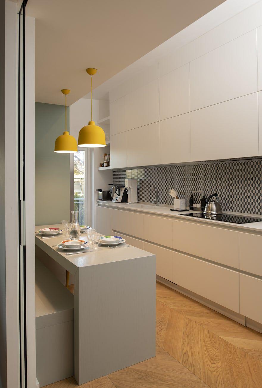 Cucina: Idee, immagini e decorazione | Arredo interni cucina ...