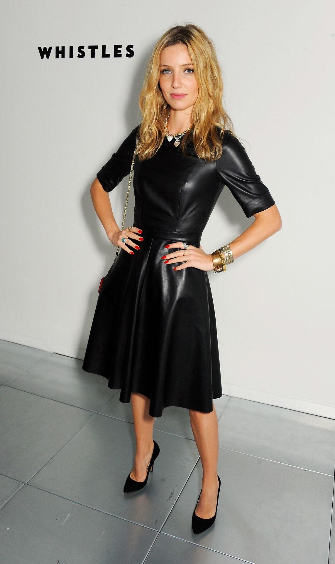 """subtleelevation  """"Annabelle Wallis """"   Leather   Leather dresses ... 3aeaeb6c5e"""