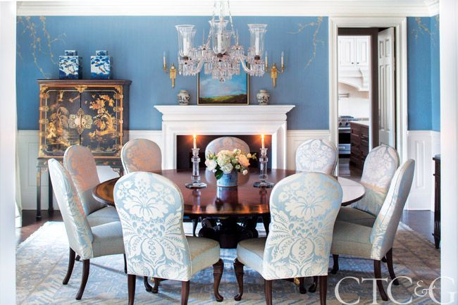 Designed by Diana Sawicki. [Blog] Best of March 2014 Design Magazines: 19 Rooms with Decorative Rugs.