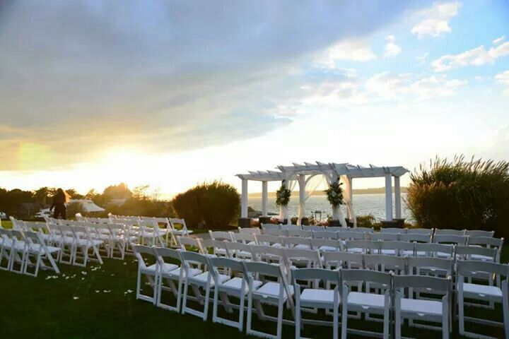 OceanCliff Hotel sunset ceremony
