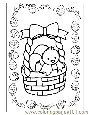 Easter 38 Coloring Page Free Holidays Coloring Pages Coloring Pages Easter Coloring Sheets Easter Coloring Pages