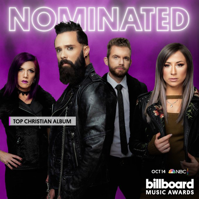 Skillet On Twitter In 2020 Billboard Music Awards Lp Albums Indie Music