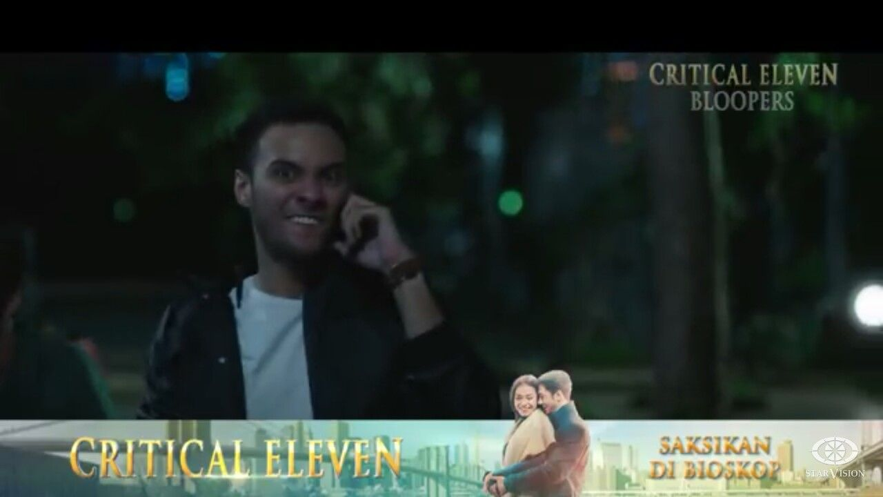 Pin By Haura May On Mas Refal Hady Kuu Critical Eleven Bloopers Eleventh