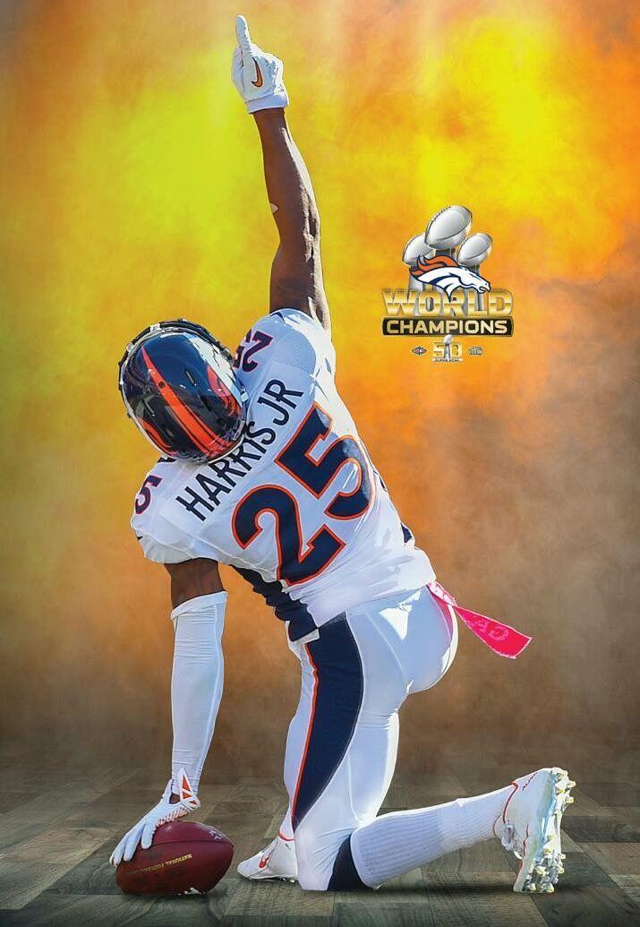 Chris Harris Jr Nfl Broncos Denver Broncos Denver Broncos Football