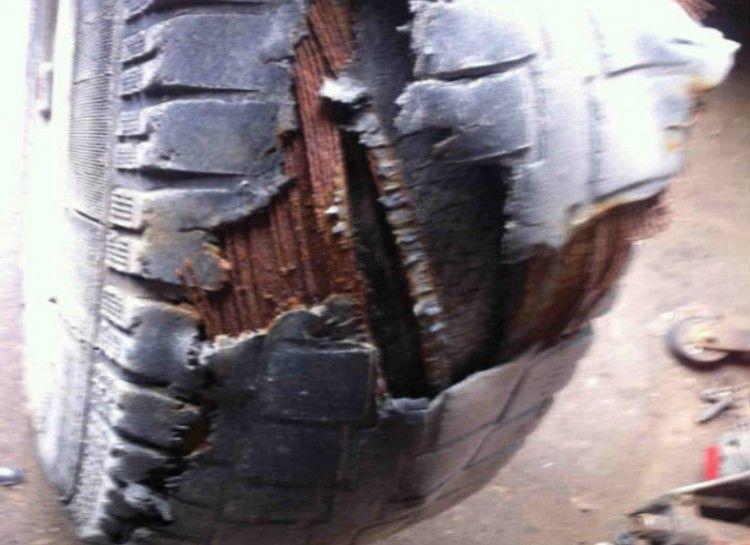 Customer States Car Wobbles Like A Washing Machine  14 Terrible Tire