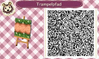 Bodendesigns 2 Animal Crossing New Leaf Acnl Pfade Animal