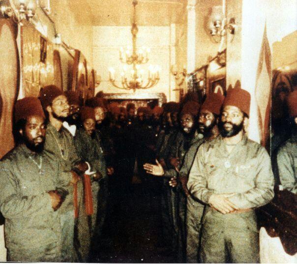 Chief Malik Ka'ba El & The El Rukhn Moorish Science Temple, Chicago, IL. |  Chicago gangs, Moorish science, Gang crime