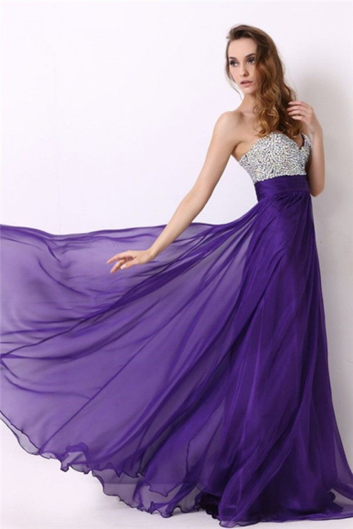 1000  images about Purple Prom Dresses on Pinterest  Prom dresses ...