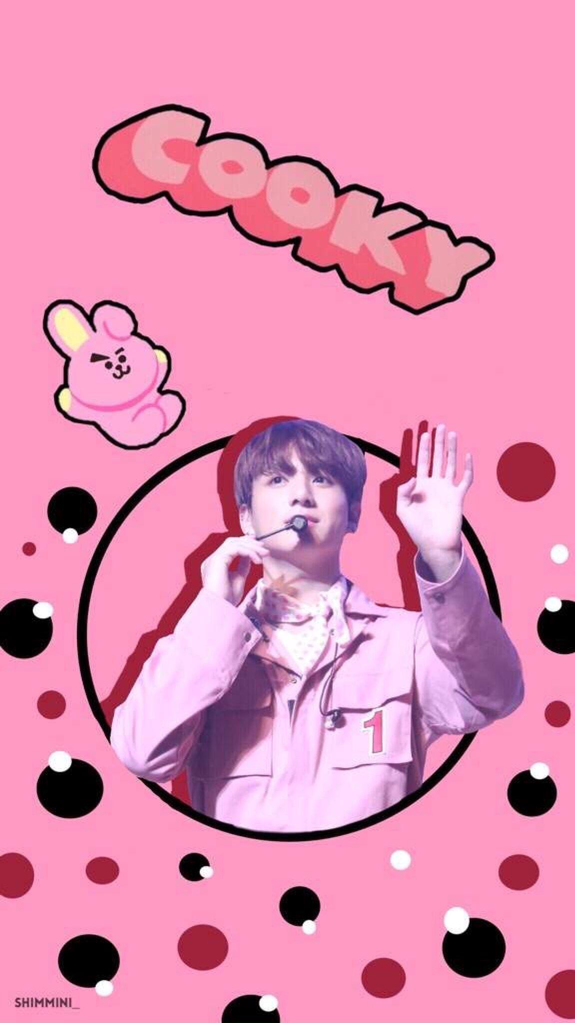 Jungkook Bts Bt21 Shimmini Bts Wallpaper Bts Drawings Bts Jungkook Wallpaper bts x bt21