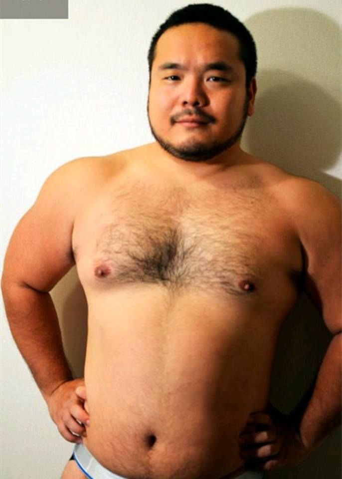 hairy gay asians