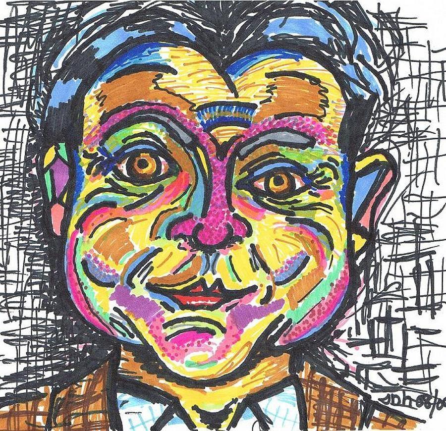 Joan Miro Original Paintings | ... jpeg, Young Joan Miro Digital ...