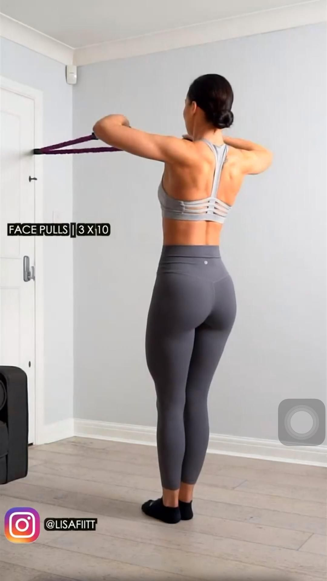 Sexy defined back workout create shape, muscle plus increase strength to avoid bra bulge