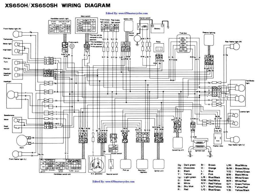 17 Repair Manual For 1971 Ford Maverick 250 Engine Wiring Diagram Engine Diagram Wiringg Net In 2020 Diagram Trailer Wiring Diagram Xs650
