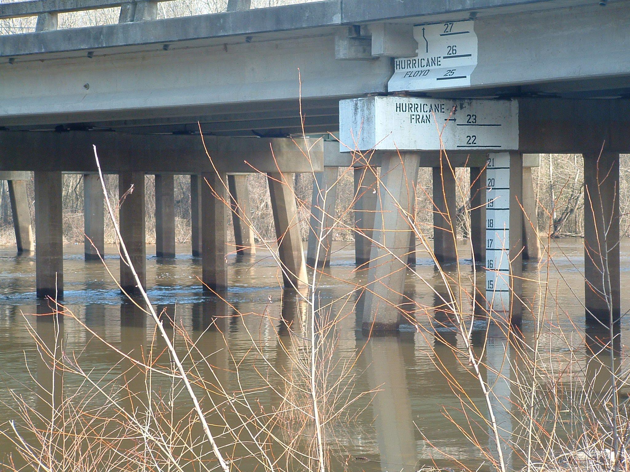 kinston nc bridge on the neuse river before we paddle miles kinston nc bridge on the neuse river before we paddle 60 miles to new