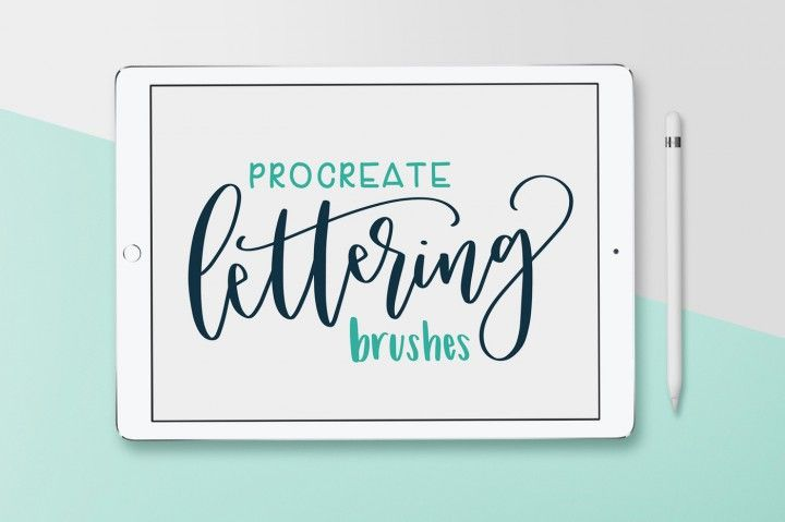 Download Pack of 8 Procreate Brushes By Sarah L McFarland -partner ...