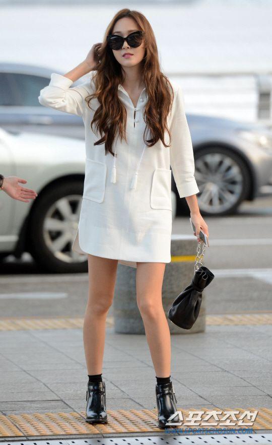 Jessica Airport Fashion All Korean Pinterest More Airport Fashion And Jessica Jung Ideas