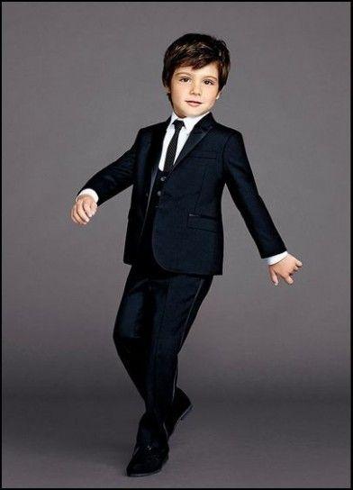 63be9ad7a elegante-traje-de-fiesta-para-ninos   Niños-Niñas-Moda-Accesorios ...