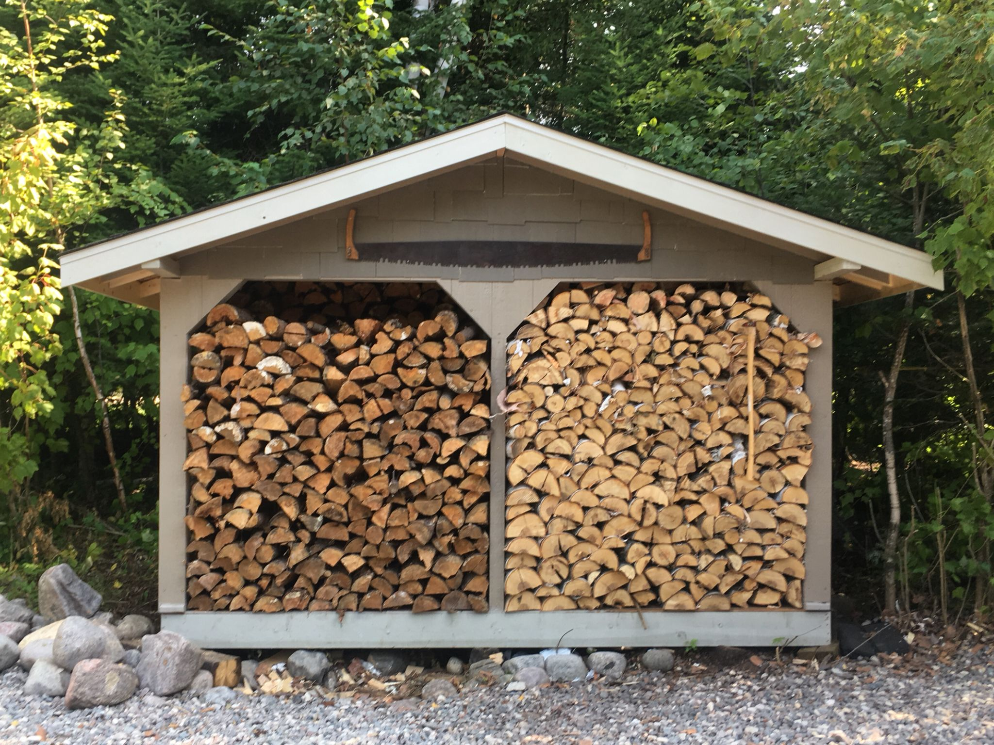 6 Cord Firewood Shed Firewood Shed Firewood Storage Outdoor Wood Shed