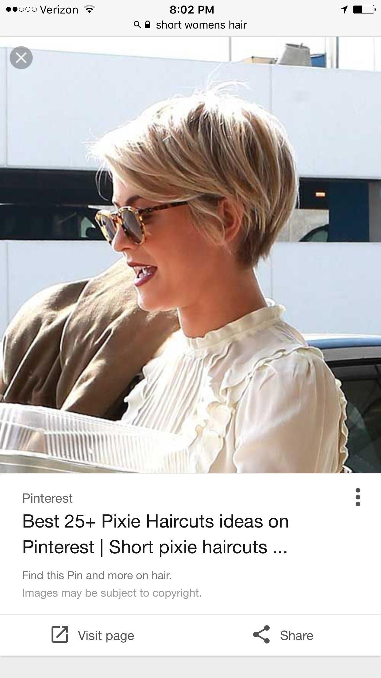 Pin By Miranda Duncan On Good Hair Pinterest Krótkie