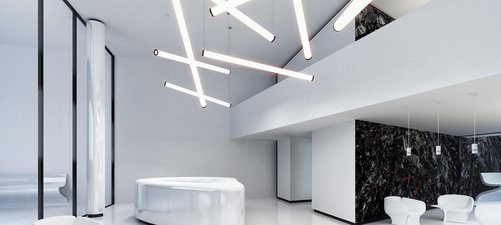 Suspended tubular lighting reception pinterest suspended tubular lighting arubaitofo Gallery
