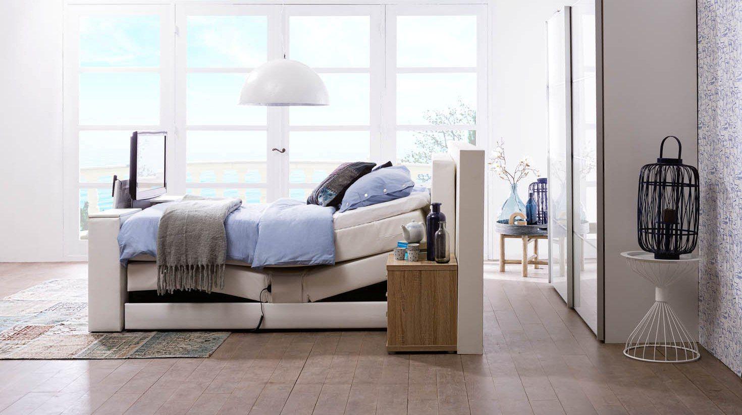 Boxspring orlanda slaapkamer tv lift luxe for Tv lift slaapkamer