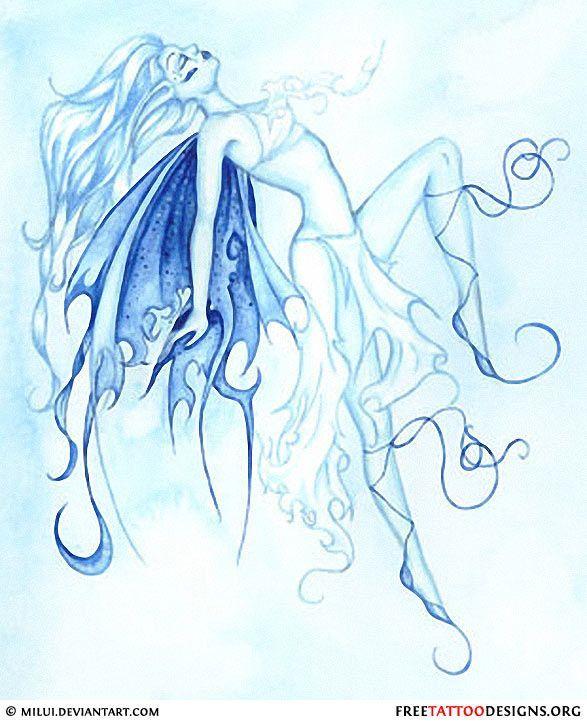 Bildergebnis für small naked fairy tattoo images