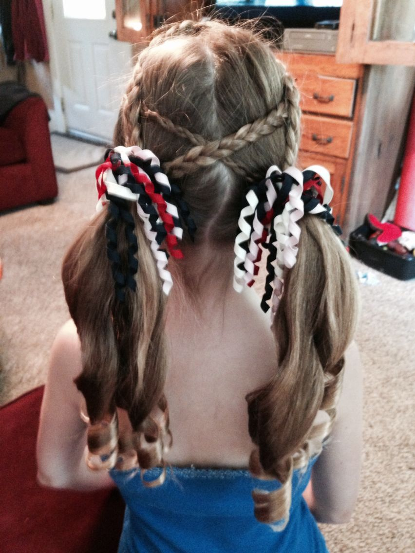 Th of july hairstyles pinterest
