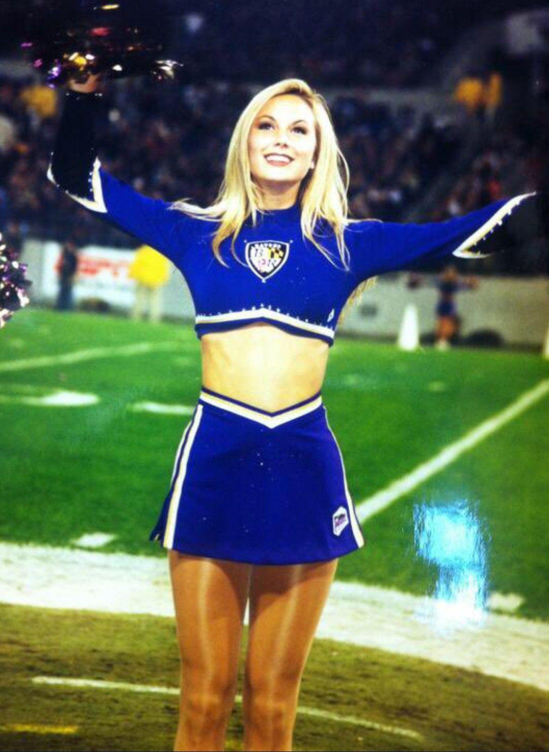 Stacy Kiebler In 2020 Stacy Keibler Ravens Cheerleaders Cheerleading