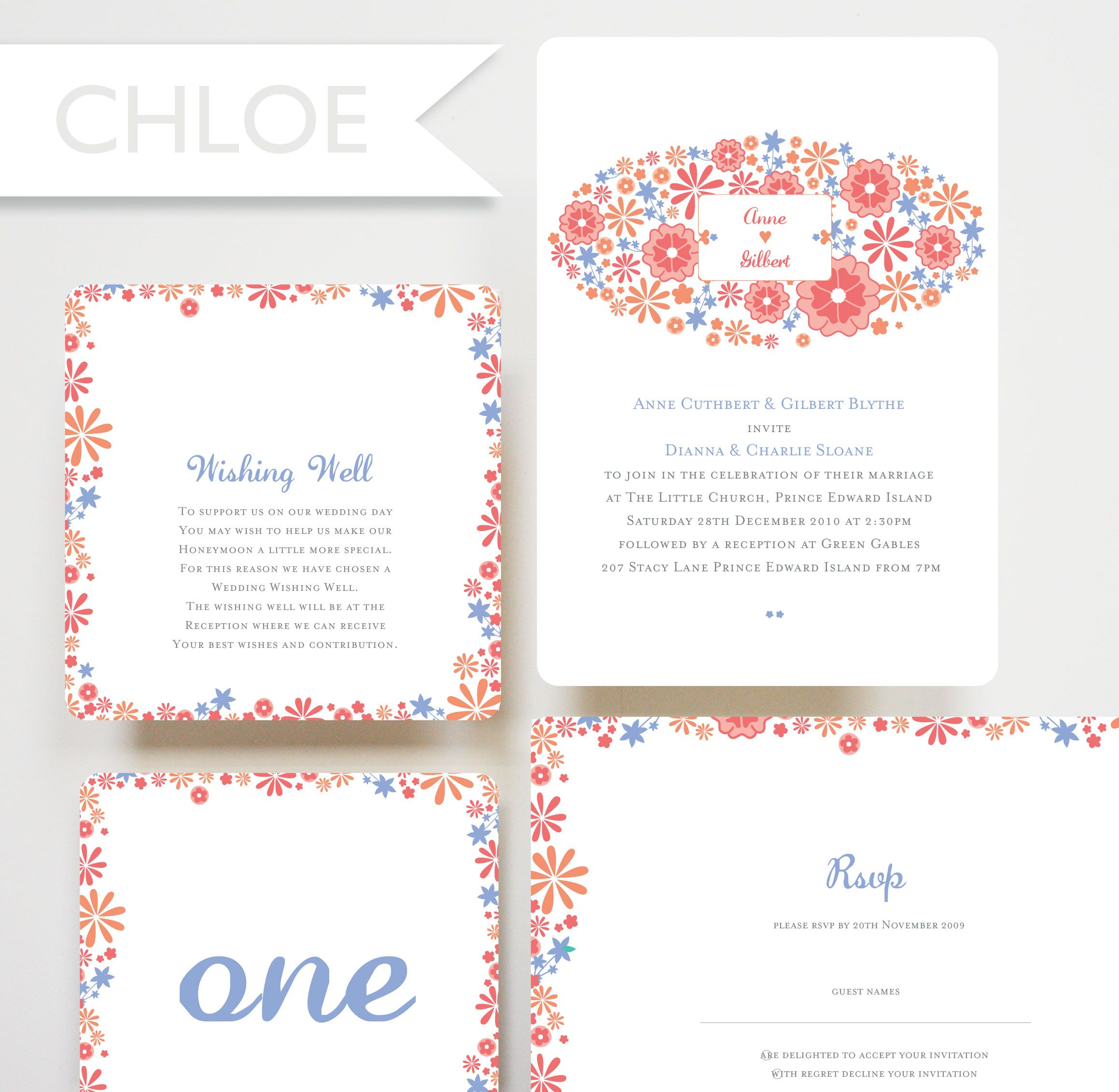When Should Wedding Invitations Be Ordered: Our Wedding Stationery