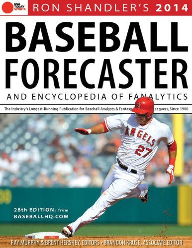 2014 Baseball Forecaster An Encyclopedia Of Fanalytics By Ron Shandler Http Www Amazon Com Dp 1600788416 Ref Cm Sw R Pi Dp Hfgrs Baseball Encyclopedia Books