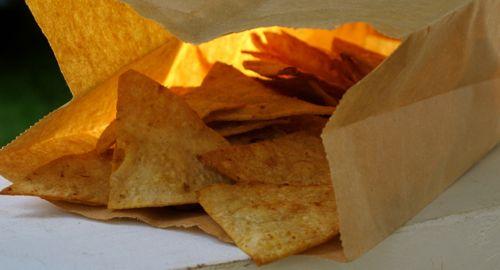 Lime Cumin Tortilla Chips