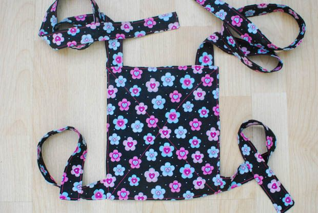 free baby doll carrier pdf pattern