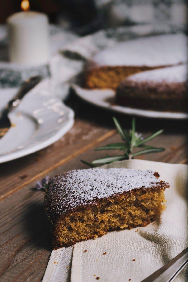 Italienischer Mandelkuchen Perfekt Nicht Nur Zu Weihnachten