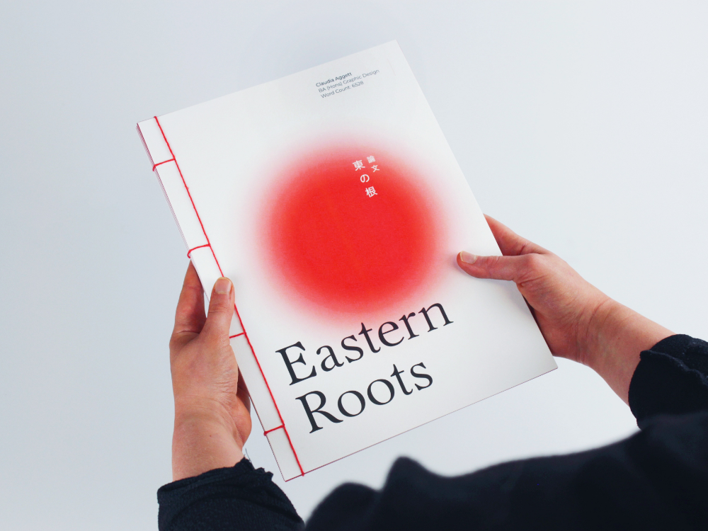 Eastern Root The Nature Of Japanese Graphic Design I My Falmouth University Ba H Contemporary Dissertation