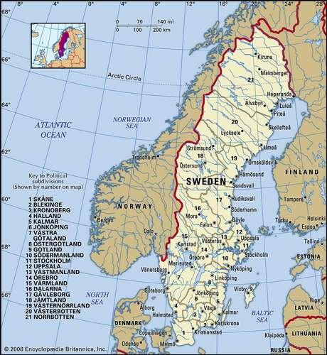 Sweden History Flag Map Population Facts Sweden History Sweden Population Sweden